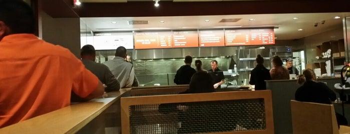 Chipotle Mexican Grill is one of Posti che sono piaciuti a Jacob.