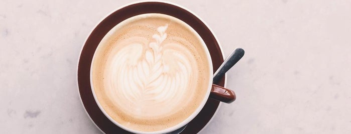 Stumptown Coffee Roasters - Annex is one of Cuppa Everywhere.