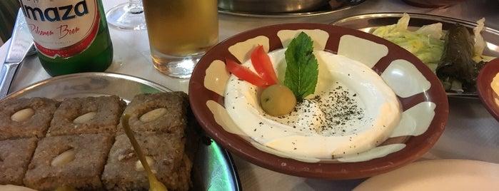 Al Shami is one of London Food.