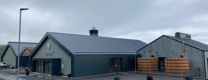 Ardnahoe Distillery is one of Isle of Islay.