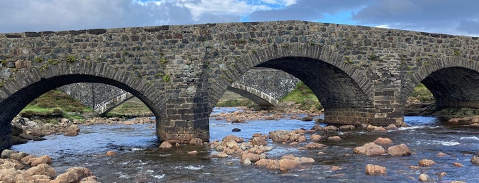 The Old Bridge is one of Scotland - Must See.