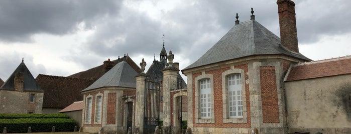 Chateau de la Bussiere is one of Châteaux et sites historiques du Loiret.