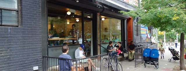 Ninth Street Espresso is one of DINA4NYC.