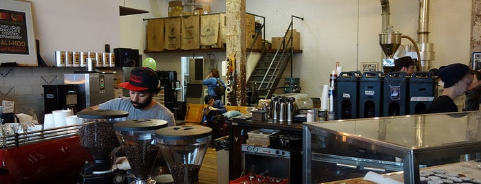 Brooklyn Roasting Company is one of NYC: Local Coffee Roasters.