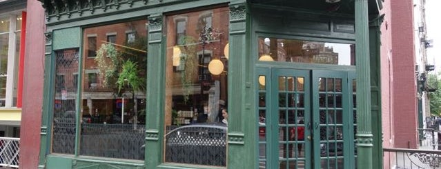 Stumptown Coffee Roasters is one of NYC: Best Manhattan Wifi Cafes/Coffee Shops.