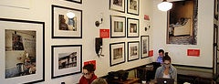 Lenox Coffee is one of NYC: Best Manhattan Wifi Cafes/Coffee Shops.