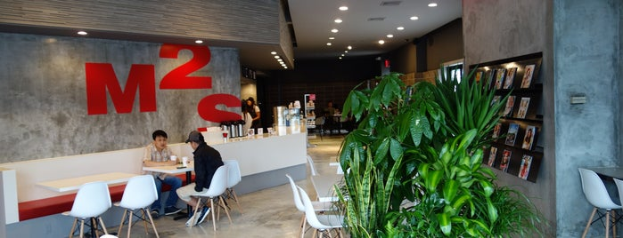 M2S - Illy is one of NYC: Best Cafes in Flushing, Queens.