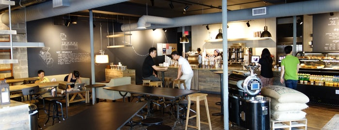 Bean Square is one of NYC: Best Cafes in Flushing, Queens.