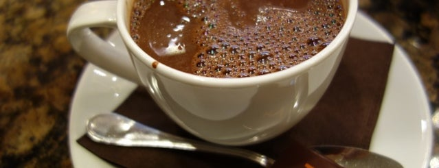 La Maison Du Chocolat is one of NYC: Best Hot Chocolate.