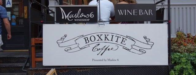 Box Kite NYC is one of Coffee.