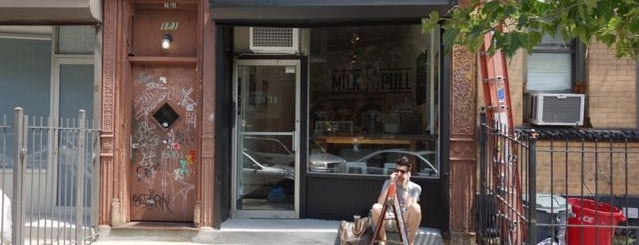 Milk & Pull is one of Freelance Coffee Shops.