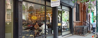 Bosie Tea Parlor is one of NYC: Best Manhattan Wifi Cafes/Coffee Shops.