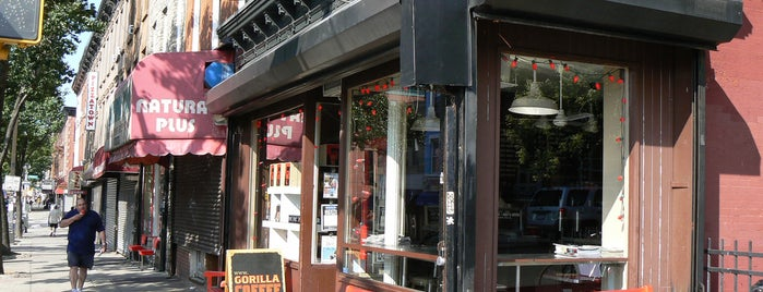 Gorilla Coffee is one of NYC: Local Coffee Roasters.