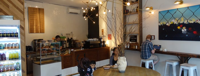 Kinship Coffee Roasters is one of NYC: Best Coffee in Astoria, Queens.