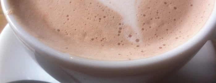 The Queens Kickshaw is one of NYC: Best Hot Chocolate.