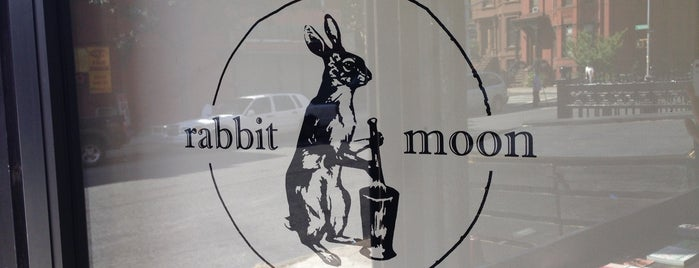 Rabbit Moon is one of My new neighborhood.