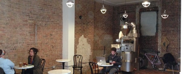 Variety Coffee Roasters is one of The Best Coffee Shop In 30 NYC Neighborhoods.