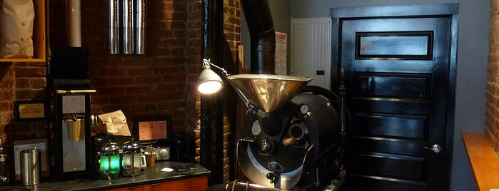 Caffe Vita Coffee Roasting Co. is one of NYC: Local Coffee Roasters.