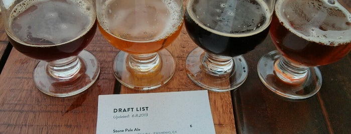 Stone Brewing World Bistro & Gardens Liberty Station is one of San Diego.