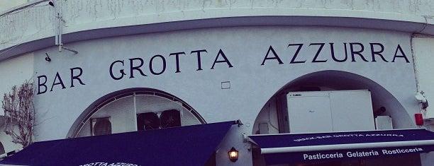 Bar Grotta Azzurra is one of Jordan : понравившиеся места.