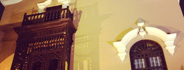 Centro Cultural de España is one of Bienal de Fotografia de Lima.
