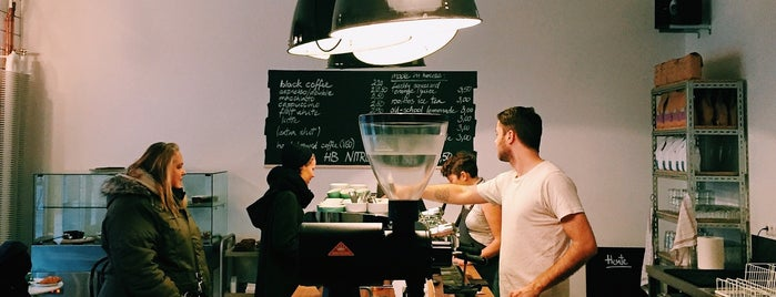 Happy Baristas is one of Berlin Coffee.