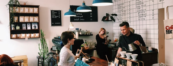 Coffee room is one of Standart in Prague.