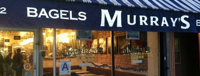 Murray's Bagels is one of บันทึกเดินทาง New York.