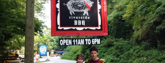 Bubbalou's Riverside BBQ is one of BBQ BUCKET LIST.