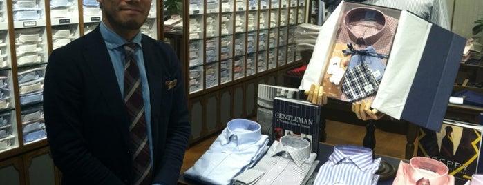 Kamakura Shirts New York is one of New York.