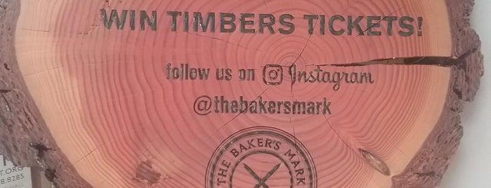 The Baker's Mark is one of Allison'un Beğendiği Mekanlar.