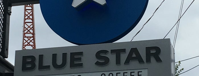 Blue Star Donuts is one of PDX Breakfast Spots.