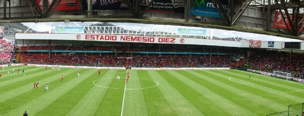 Estadio Nemesio Diez is one of International Sports~Part 1....