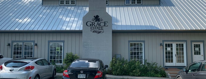 Grace Estate Winery is one of VA.