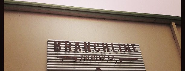 Branchline Brewing Company is one of Breweries.
