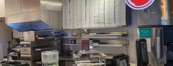 Pizza Studio is one of LA Restaurants Loved.