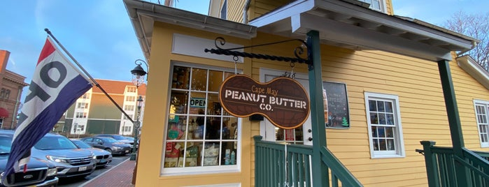 Cape May Peanut Butter Company is one of Things to Do in NJ.