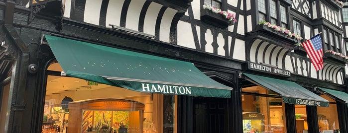 Hamilton Jewelers is one of Orte, die Spanish Rob gefallen.