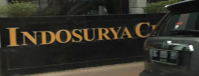 Indosurya Centre is one of Jakarta Pusat.