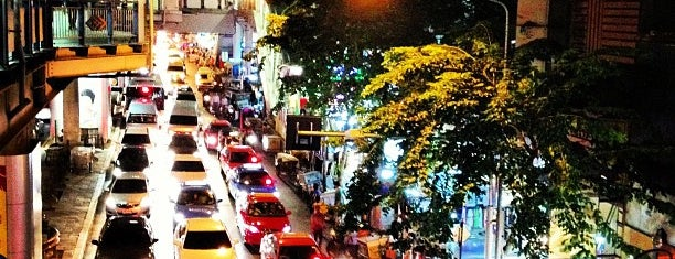 Silom Road is one of My TripS :).