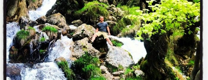 Riserva naturale Zompo lo Schioppo is one of True Nature: parks in Abruzzo.