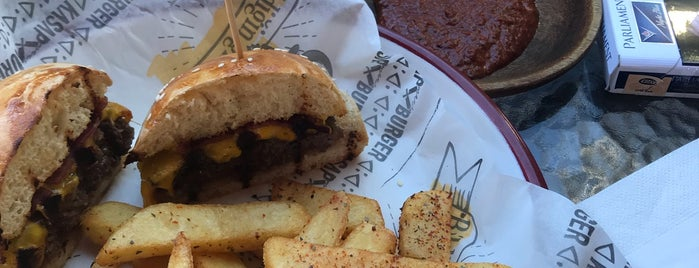 Kasap Burger is one of Istanbul.