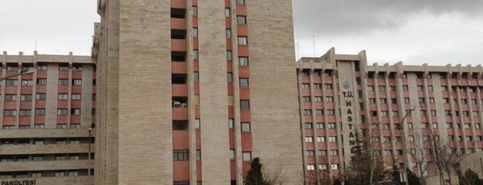 Trakya Üniversitesi Hastanesi is one of Edirne.