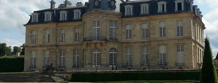 Château de Champs-sur-Marne is one of Centre des monuments nationaux.