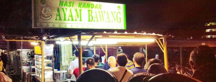 Nasi Kandar Ayam Bawang is one of Penang | Eats.