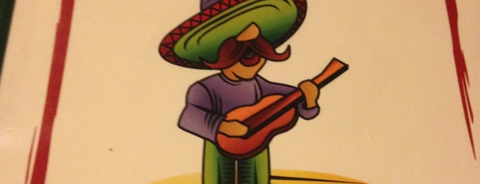 Las Colinas Mexican Grill is one of สถานที่ที่ Brad ถูกใจ.