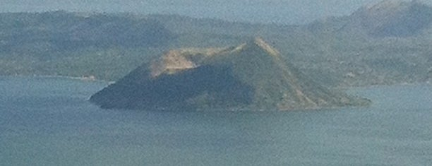 Taal Volcano is one of Far Far Away.