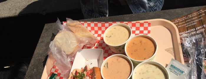 Pike Place Chowder is one of Locais curtidos por Kirill.