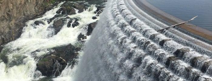 Croton Dam is one of Lugares favoritos de Kirill.