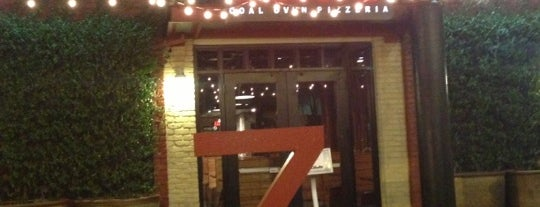 Max's Coal Oven Pizzeria is one of Let's Eat!.